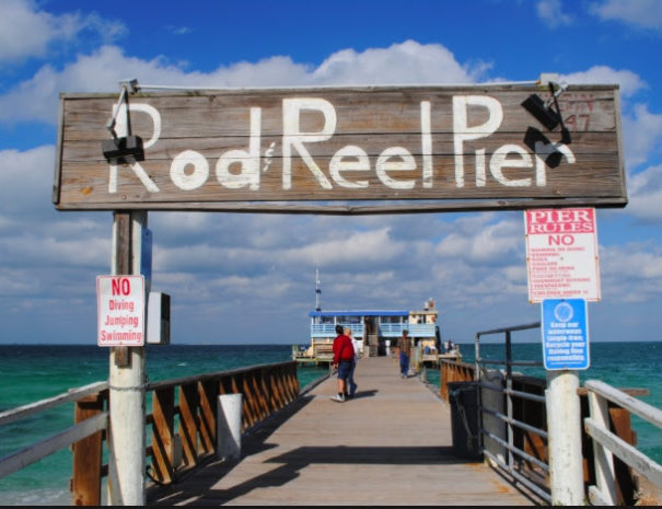 r and r pier